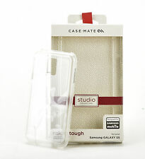 Case Mate Naked Tough Hard Shell Case Cover for Samsung Galaxy s5 (Clear) NEW