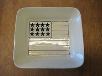 "Hartstone USA FLAG Lasagna 13 1/4"""