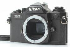 [UNUSED] Nikon FM3A Black 35mm SLR Film Camera Body From JAPAN