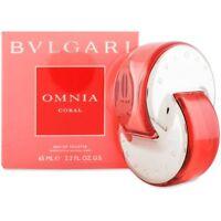 Bvlgari Omnia Coral Eau de Toilette 65 ml Women Spray 2.2 fl.oz