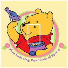 Children's Winnie the Pooh Bedroom Nursery Home Decor