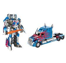 Set of 2 Fascinations ICONX Optimus Prime & Western Star 5700 Truck 3D Model Kit