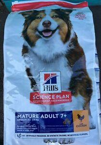 Hill's Science Plan Mature 7+ Active Longevity Medium Dry Dog Food Chicken 14kg