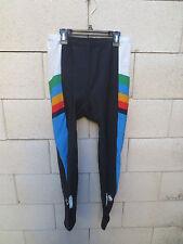 Cuissard long cycliste CASTELLI THERMODRESS + cycling pant noir hiver M