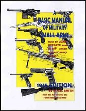 A Basic Manual of Mil. Small Arms 1945 (WWII All Country Manuals)