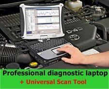 Professional Diagnostic Laptop  + CARS/TRUCKS DIAGNOSTIC SCANNER
