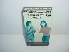 Romantic Comedy VHS Video Tape Movie Dudley Moore Mary Steenburgen