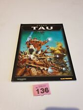 Codex TAU Warhammer Magazine