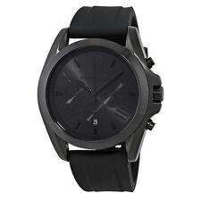 Michael Kors Bradshaw Black Dial Mens Chronograph Watch MK8560
