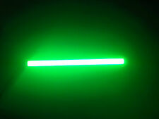 Bright Green Solid Colour LED Light Bar Super Slim 12v Navigation Marker Light
