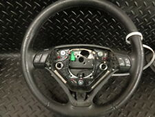 2003 VOLVO D5 2.4 S60 LEATHER MULTI FUNCTION STEERING WHEEL
