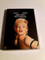 "DVD ""RIO SIN RETORNO"" COMO NUEVO MARILYN MONROE OTTO PREMINGER ROBERT MITCHUM"