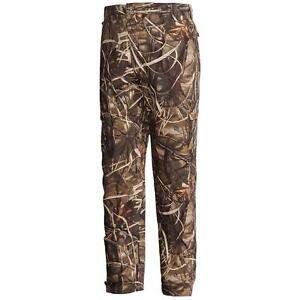 Browning Wasatch Hunting Pants Men's Camo $70 Mossy Oak Duck Blind 3XL 48-50/32