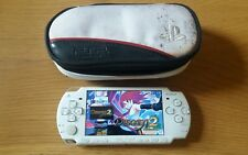 Sony PSP white 2003 model (upgraded) bundle