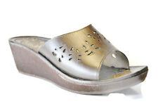 OluKai Noho Lio Wedge Sandals Womens Shoes,Dark Java , Size:10W(US)-EUR 40