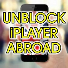 BBC iPlayer Abroad ⚡️ UNLIMITED VPN 30 Days ⚡️ 9 Countries ⚡️ ITV Hub Abroad