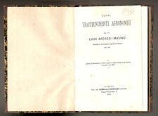 1873 - TORINO – AGRONOMIA