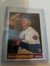 2015 Topps Heritage High Number Noah Syndergaard Rookie