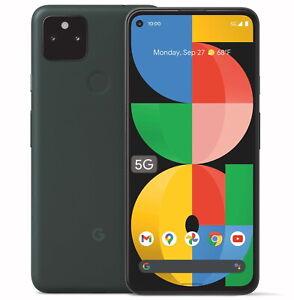 "Google Pixel 5A 5G 128GB 6GB RAM G4S1M (FACTORY UNLOCKED) 6.34"" OLED"