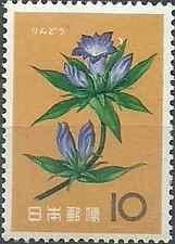 Timbre Flore Japon 673 ** lot 20269