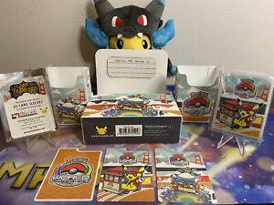 Pokemon World Championships 2016 San Francisco Deck Box Pikachu 20th Anniversary