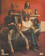 CROSBY, STILLS, NASH & YOUNG - PHOTO'S + ARTICLES DUTCH MUSIC MAGAZINES 1970-71