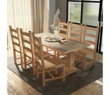 Unbranded Dining Room Rustic Table & Chair Sets