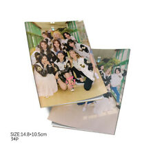 Kpop TWICE University Mini Photo Book HD Photograph Tzuyu Sana Poster Picture