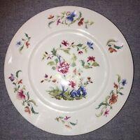 "Set of 2 Towle Madras Royale Limoges France SALAD/LUNCHEON 7-5/8"" Plates MINT U1"