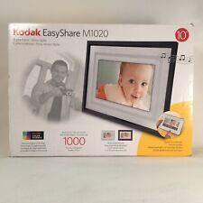 "Kodak EasyShare M1020 10"" Digital Picture Frame White, 10"" Quick Touch Border"