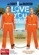I Love You Phillip Morris (DVD, 2011)*Jim Carey*Ewan Mcgregor*terrific Condition