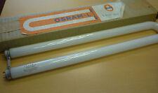 OSRAM Lampe fluorescente forme U L30W/25U 30W 25 Blanc universel T8 2,6 x 45,5cm