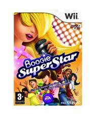 Boogie Superstar NINTENDO WII Bambini Gioco
