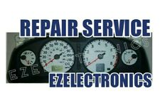 INSTRUMENT CLUSTER REPAIR SERVICE, FOR 2002 2003 2004 NISSAN PATHFINDER