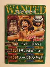 One Piece OnePy Berry Match W Promo PB-013-W Wanted