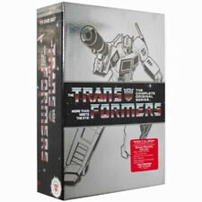 New Sealed TRANSFORMERS THE COMPLETE ORIGINAL SERIES (15 Disc DVD Box Set)