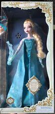 Disney Store Elsa Deluxe Feature Singing Doll - 16'' Light Up NIB