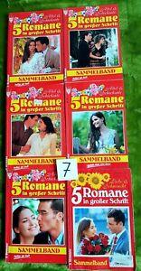 30 Adelsromane, Schicksalsromane, Schlossromane Nr.7