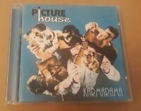PICTURE HOUSE * KARMARAMA * CD ALBUM 1998 EXCELLENT