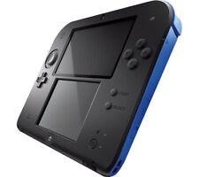 Nintendo Handheld Console 2DS Blue & Black