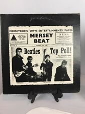 The Beatles - Mersey Beat - The Decca Audition Tapes - LP Vinyl Records (F4)