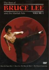 BEST OF BRUCE LEE AND THE MARTIAL ARTS VOL.1 DVD Great Gift-Brand New-OD-05-8179