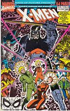 UNCANNY X-MEN ANNUAL 14..VF/NM..1990...Gambit Cameo!..Chris Claremont...Bargain!