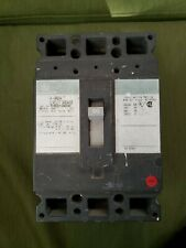 Ge Thed124030 30 Amp 480 Vac Circuit Breaker 2 Pole (3 Pole Frame)