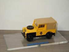 Land Rover 109 Road Service van Dinky DY *26320