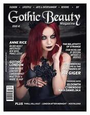 Gothic Beauty Magazine Issue 45 Thrill Kill Kult London After Midnight Nostalghi