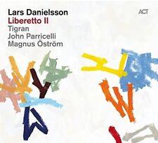 LARS DANIELSSON - LIBERETTO II  CD  NEU