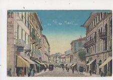 Ventimiglia Via Cavour Italy Vintage Postcard Dell'Avo 446b