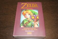 Comic The Legend Of Zelda: Majora 'S Mask A Link To The Past Espagnol