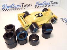 8  PNEUS AR  URETHANE  Renault Turbo JOUEF